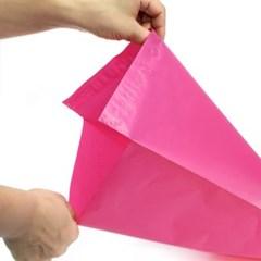 실속형 핑크 중 택배봉투 100매(1세트)