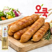 [오쿡] 꼬치형 닭가슴살 핫바 20+2팩_(10517597)