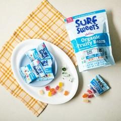 유기농 프루티 곰젤리 멀티팩 (Surf sweets)_(1109654)