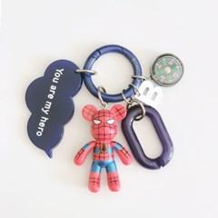 스파이더맨 Bag Charm (mini)