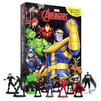 Marvel Avengers Infinity War : My Busy Books 피규어북
