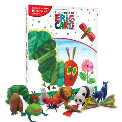 Eric Carle : My Busy Books 피규어북