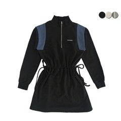 [8/15예약]ANORAK SWEAT DRESS(3COLOR)(여성용)