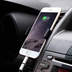 차량용 송풍구 핸드폰 스마트폰 거치대