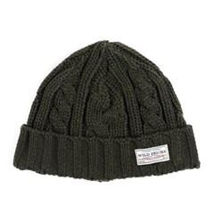 AP CABLE WATCH CAP (khaki)