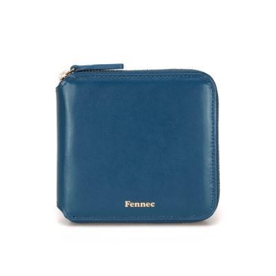 FENNEC ZIPPER WALLET - DEEP BLUE