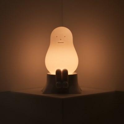 Sticky Monster Lab - BABY LAMP 01