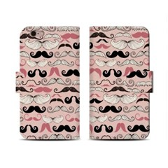 4Pocket Diary cover/ Mr.Mustacheo_Pink