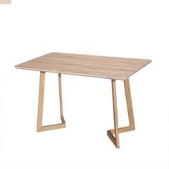 사각 목제 테이블 1200