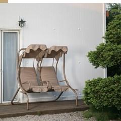 커플 야외 그네 의자 2인 1860