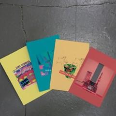 [INVSBL] Art postcard NO.1