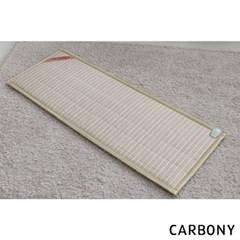 [카보니]숯 발열 쇼파용 매트 (150사이즈)