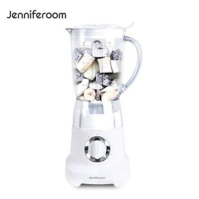제니퍼룸 5중날 BPA Free 믹서기 화이트_JBS-M81510WH