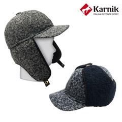 카르닉 귀달이 웜 캡 모자