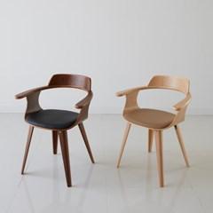 모던 목제 플라잉 인테리어 의자