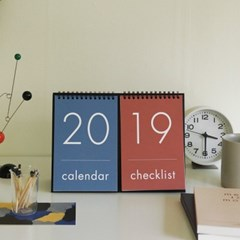 O,LD! 2019 Desk Calendar