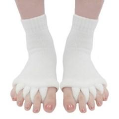 수면 다이어트 필라테스 발가락 양말