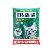 향균입자 고양이모래 10L WF-100