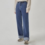 choose roll up straight pants (s, m, l)_(1066336)