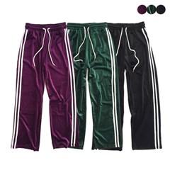[1+1]VELVET WIDE TRACK PANTS(3COLOR) +VELVET WIDE TRACK PANTS(3C