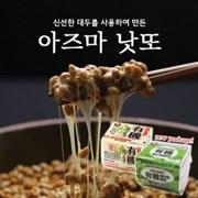 [아즈마] 유기농 극소립 낫또 6팩(40gX18개)