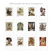 [2019 명화 캘린더] Joseph Christian Leyendecker 조셉 레이엔데커