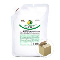 아임요 제주 청귤베이스 1kg 1박스-12개_(710522)
