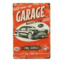 틴 포스터 Garage