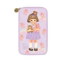 paper doll mate multi pen pouch L ver.3_Sally