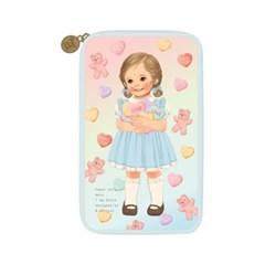 paper doll mate multi pen pouch L ver.3_Alice