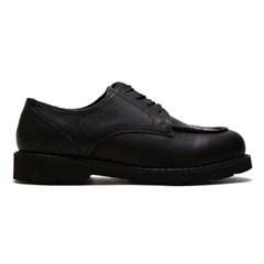 [CLASSICO] U-Tip Shoes_Black(M)