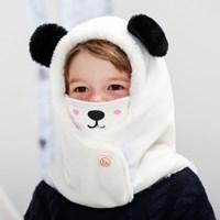 [BAY-B] 애니멀 히트후드 팬더_(2298366)