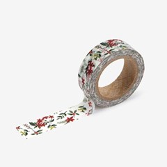Masking tape single - 138 Red berry