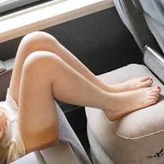 갓샵 기내용풋스툴 에어 다리 비행기발받침 차량용발쿠션 발받침대