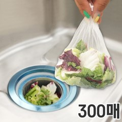 Clean싱크대배수구거름망300매