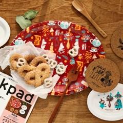 Cookpad +무민 키친웨어 SET(5종)