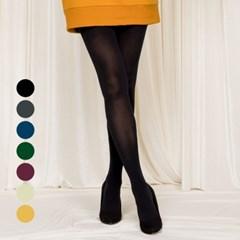 150D 솔리드 스타킹 (고급형) - 7colors