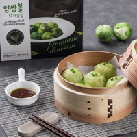 살안찌는 만두 양쌈볼 7+1