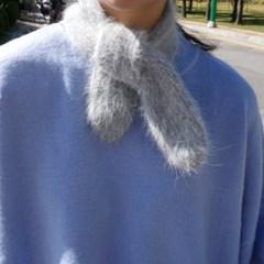 Angora wool muffler(앙고라40%/울40%)