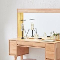 디센 LUA 루아 원목 LED 조명 거울 (콘솔 불포함)