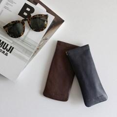 프라임 leather 멀티 파우치