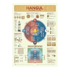 인포그래픽 포스터 - 한글