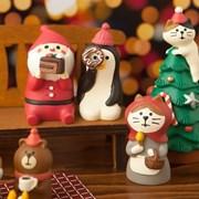 데꼴 2018 크리스마스 피규어 한정판