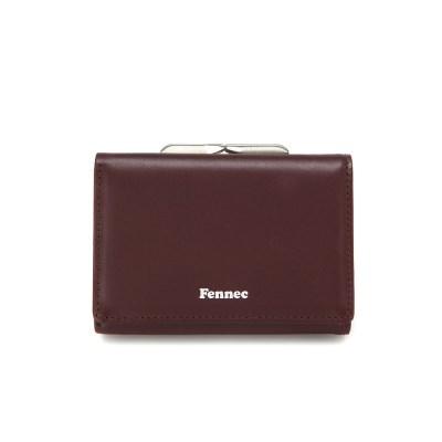 FENNEC FRAME WALLET - WINE