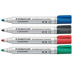 스테들러 화이트보드마카 낱색(10개)선택 whiteboard marker 351