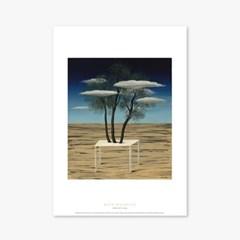 L'oasis - 르네 마그리트 018