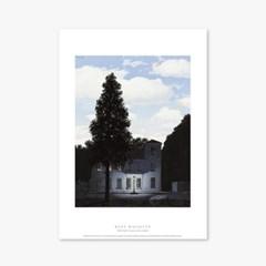 L'Empire des lumieres - 르네 마그리트 012