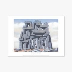 L'art de la conversation - 르네 마그리트 009