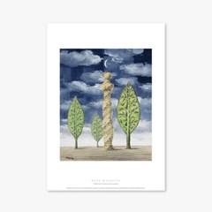 L'amour de la nature - 르네 마그리트 008