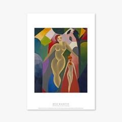 Deux nus dans un paysage - 르네 마그리트 005